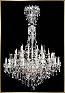 Traditional Chandeliers Model: MU-2134