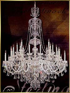 Traditional Chandeliers Model: MU-2139