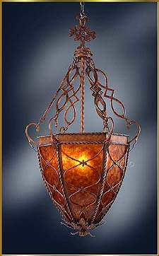 Wrought Iron Chandeliers Model: MU-2430