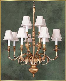 Neo Classical Chandeliers Model: MU-2440