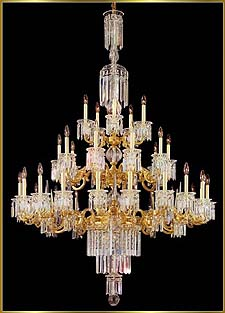 Church Chandeliers Model: MU-2450
