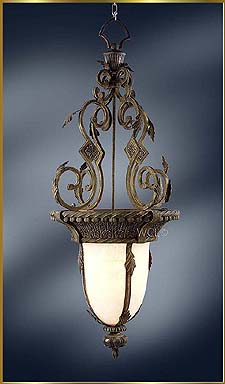 Wrought Iron Chandeliers Model: MU-2530