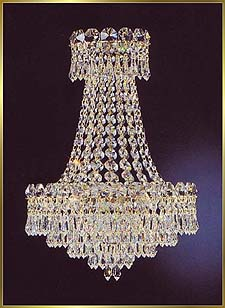 Chandelier Model: MU-6320 WS Wall Lamp