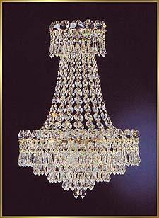 Chandelier Model: MU-6320 WS Wall Lamp