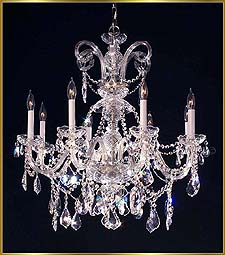 Traditional Chandeliers Model: MU 1450