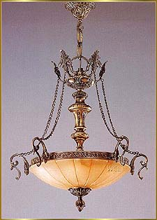 Pendant Chandeliers Model: RL 1202-53