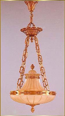 Pendant Chandeliers Model: RL 1544-42
