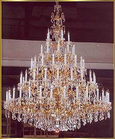 Entryway Chandeliers Model: VI 4600