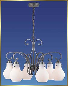 On Sale Chandeliers Model: WK-1230