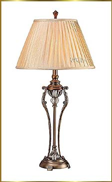 Table Lamps Model: XLO1-11