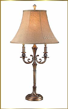 Table Lamps Model: XLO10-7