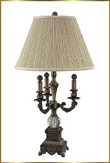Table Lamps Model: XLO12-136
