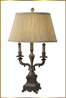 Table Lamps Model: XLO12-156