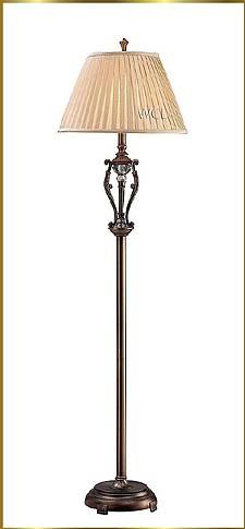 Floor Lamps Model: XLO2-6
