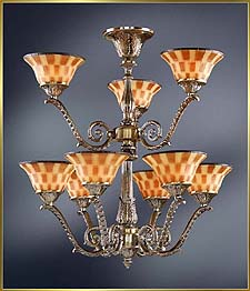 Designer Chandeliers Model: MG-3101