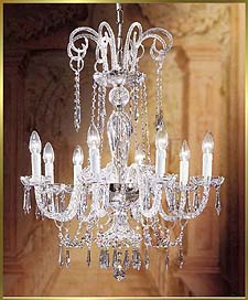 Traditional Chandeliers Model: BB 7200-8