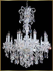 Traditional Chandeliers Model: MU 1350