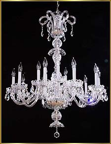 Traditional Chandeliers Model: MU 1355