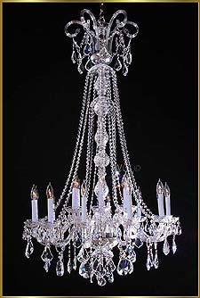 Traditional Chandeliers Model: MU 1655