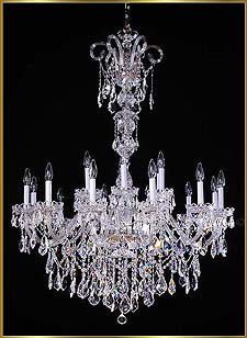 Traditional Chandeliers Model: MU 1400