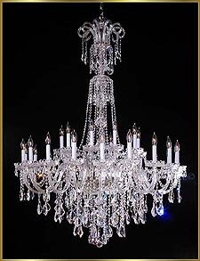 Traditional Chandeliers Model: MU 1500