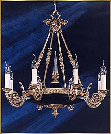 Antique Crystal Chandeliers Model: MU 5400