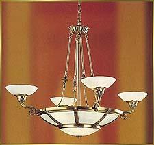 Chandelier Model: POS 1999-6