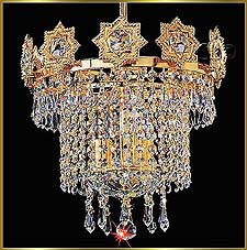 Flush Mount Chandeliers Model: VI 3027