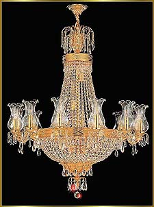 Foyer Chandeliers Model: VI 3081