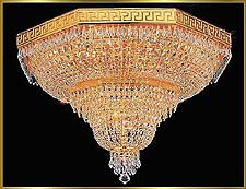 Flush Mount Chandeliers Model: VI 3097