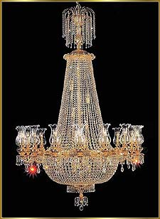 Church Chandeliers Model: VI 3098