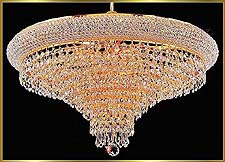 Flush Mount Chandeliers Model: VI 3121