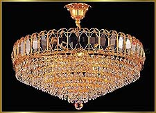 Flush Mount Chandeliers Model: VI 3197
