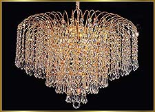 Swarovski Chandeliers Model: VI 3201