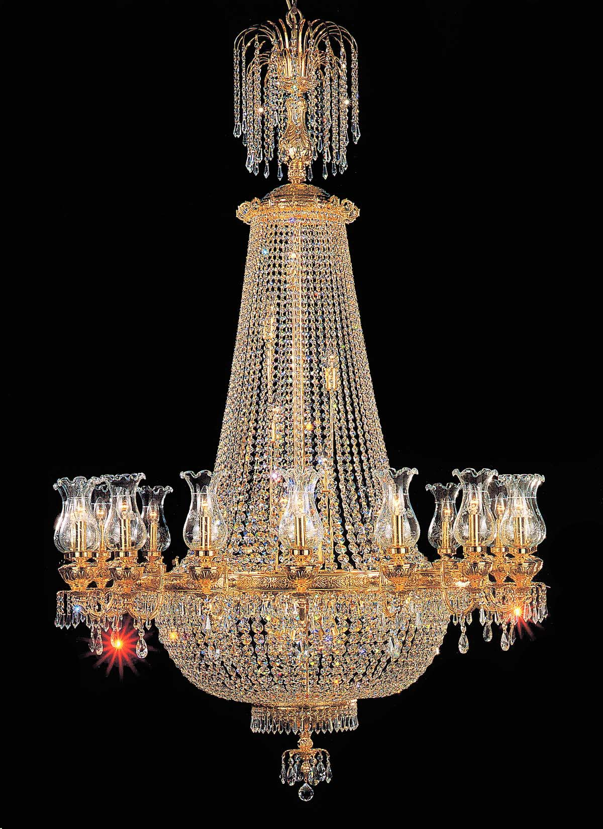 Ballroom Chandeliers at Factory Direct Prices Model VI 3098
